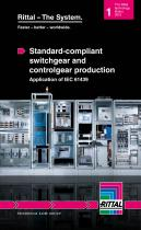 Standard-compliant switchgear and controlgear production - 1