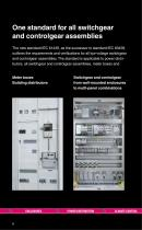 Standard-compliant switchgear and controlgear production - 7