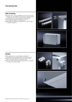 Technical System Catalogue Cast Aluminium Enclosures GA - 5