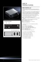 Technical System Catalogue CMC III Monitoring System - 10