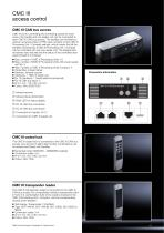 Technical System Catalogue CMC III Monitoring System - 11