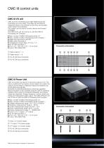 Technical System Catalogue CMC III Monitoring System - 5