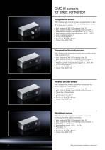 Technical System Catalogue CMC III Monitoring System - 6