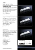 Technical System Catalogue CMC III Monitoring System - 7