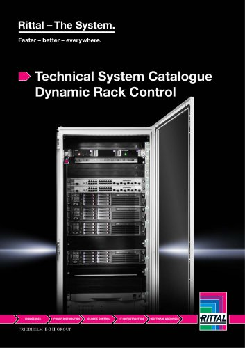 Technical System Catalogue Dynamic Rack Control