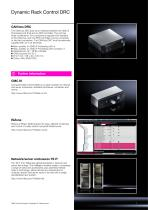 Technical System Catalogue Dynamic Rack Control - 7