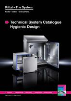Technical System Catalogue Hygienic Design - 1