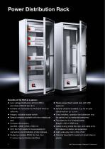 Technical System Catalogue Power Distribution Rack - 2