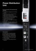 Technical System Catalogue Power Distribution Unit - 2