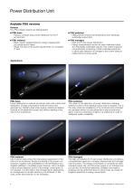Technical System Catalogue Power Distribution Unit - 4