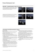 Technical System Catalogue Power Distribution Unit - 7