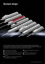Technical System Catalogue Socket Strips - 2