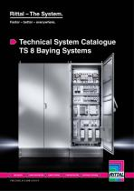 Technical System Catalogue TS 8 Baying Systems