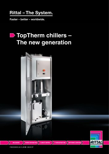 TopTherm chillers-The new generation