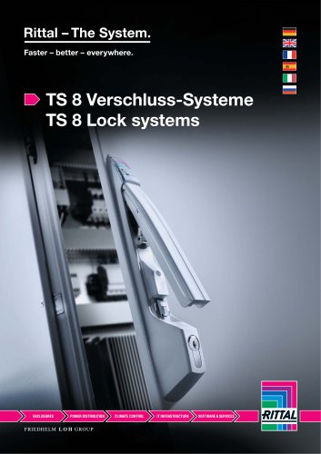 TS 8 Lock systems