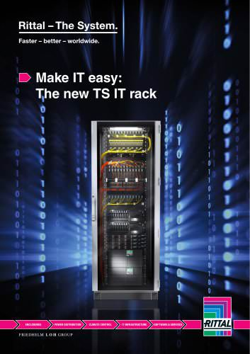 TS IT RACK