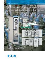 SASY 60i Busbar System