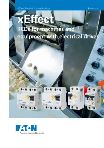 xEffect Residual Current Devices