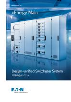 xEnergy - Design-verified Switchgear System
