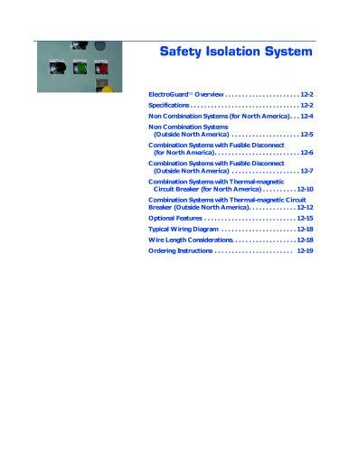 Safety Isolation System