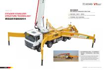 HB43K XCMG Schwing 43m Truck-mounted Concreted Pumps - 5