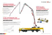 HB43K XCMG Schwing 43m Truck-mounted Concreted Pumps - 6