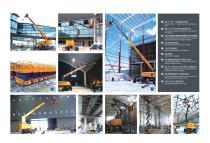 XCMG 14m Electrical Articulated Aerial Work Platform GTBZ14JD - 3