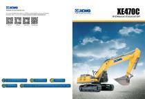 XCMG 46.1Ton Hydraulic Excavator XE470C - 1