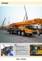 XCMG 50Ton Mobile Truck Crane QY50KA Construction - 10