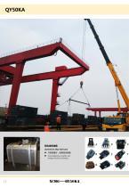 XCMG 50Ton Mobile Truck Crane QY50KA Construction - 12