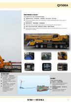 XCMG 50Ton Mobile Truck Crane QY50KA Construction - 13