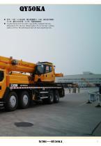 XCMG 50Ton Mobile Truck Crane QY50KA Construction - 3
