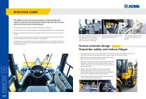 XCMG 5Ton Wheel loader ZL50GN construction - 4