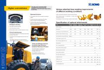 XCMG 5Ton Wheel loader ZL50GN construction - 6