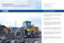 XCMG 6 ton wheel loader LW600KN - 2