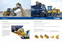 XCMG 6 ton wheel loader LW600KN - 5