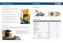 XCMG 6 ton wheel loader LW600KN - 6