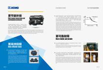 XCMG 70 ton Large Hydraulic Crawler Excavator XE700D - 2