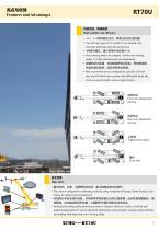 XCMG 70 ton rough terrain crane RT70U with CE - 5