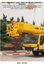 XCMG 70Ton Truck Crane QY70K-I Construction - 2