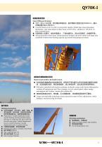 XCMG 70Ton Truck Crane QY70K-I Construction - 7