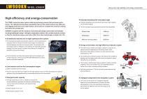 XCMG 9Ton wheel loader LW900KN construction - 4