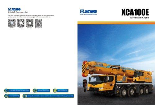 XCMG All-terrain Crane XCA100E(CE)