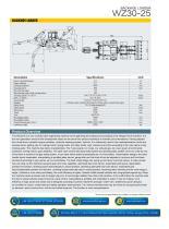 XCMG Backhoe Loader WZ30-25 - 2
