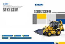 XCMG Backhoe Loader XC870HK - 1