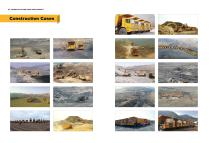 XCMG Off-highway Heavy Dump Truck Series Products - 10