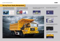 XCMG Off-highway Heavy Dump Truck Series Products - 3