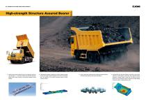 XCMG Off-highway Heavy Dump Truck Series Products - 4