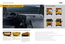 XCMG Off-highway Heavy Dump Truck Series Products - 6