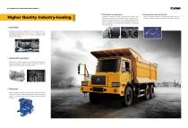 XCMG Off-highway Heavy Dump Truck Series Products - 7